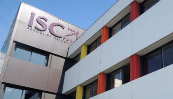 Félicitations à tous les admissibles à L'ISC Paris !